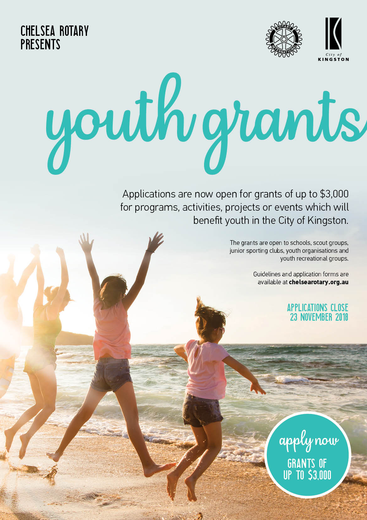 Rotary Youth Grants Poster web